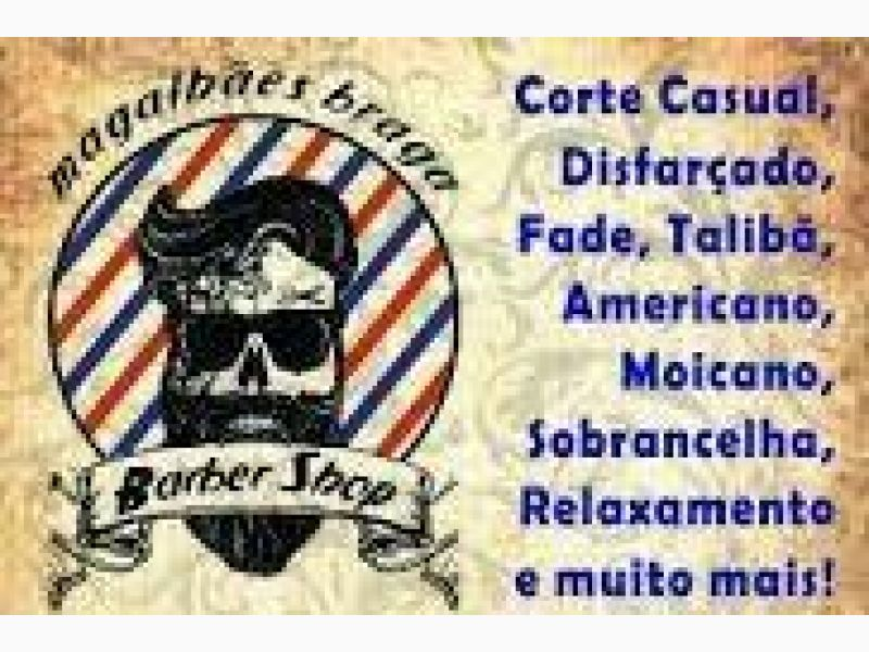 MAGALHAES BRAGA BARBER SHOP  ITAIPAVA